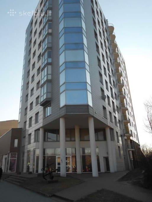 Palazzo di appartamento