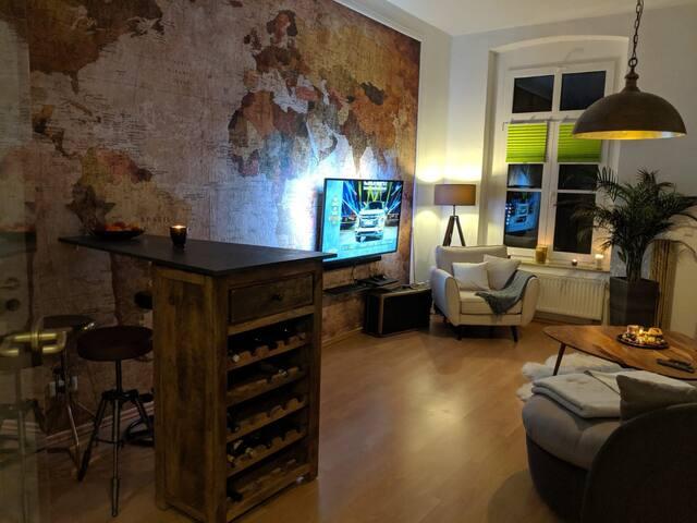 Airbnb im Leipziger Zentrum