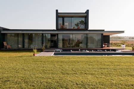 Architect house in the countryside - Giroussens