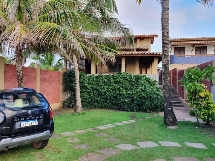 Casa de Praia, em Jaua