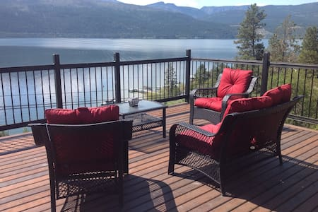 The Perfect Getaway at The Lookout! - Lake Country - Haus