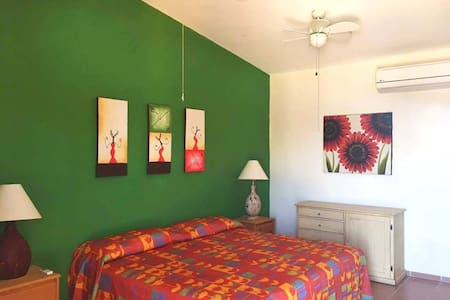 Nice and comfy room with an incredible view - La Ventana