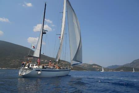 Vacanze in barca a vela - Ponza