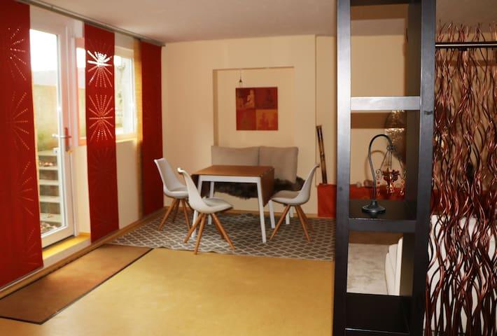 Wohlfühl 1 Zimmer Apartment im schönen Bergen