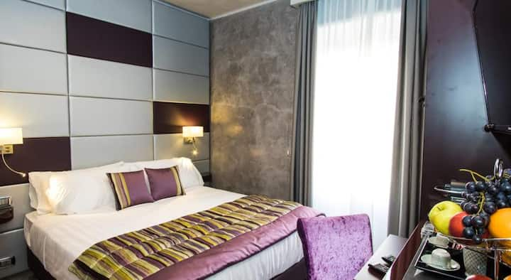 Double Room Vatican City Rome