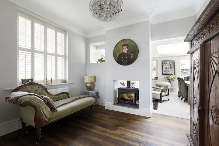 Beautiful Georgian house. - Hurstpierpoint - Haus