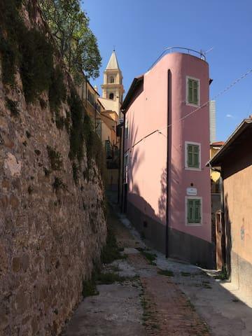 dimora tipica - Ventimiglia - House