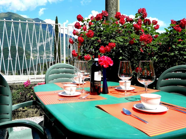 2BR with garden, near Bellagio+beach, free WIFI