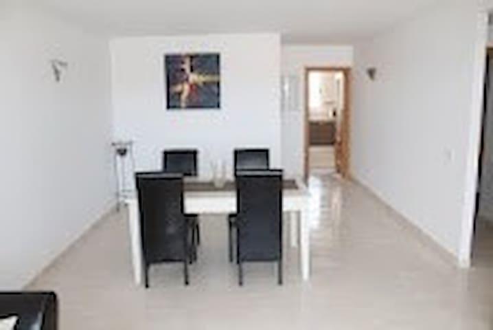 ÁTICO CON 2 HABITACIONES Y TERRAZA - Cala Llombards - Apartment