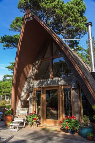 Fabulous A-Frame close to beach - Florence - House