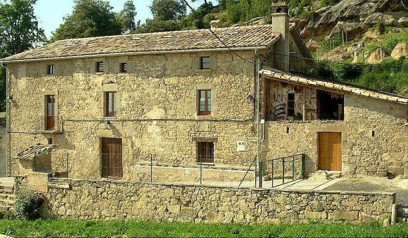 Mas el Francàs Vell - Sant Agustí de Lluçanès - House