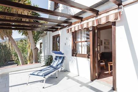 La Palma, Casa Lucia I, Meerblick  - Tijarafe La Punta