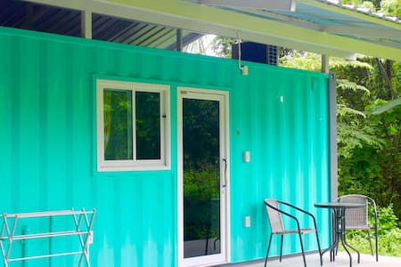 'Quirky Container Living' |Surin 500m | Muay Thai