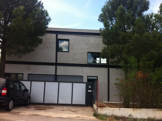 Casa moderna en el campo - Castellanos de Villiquera - Chalupa
