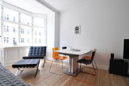 The Orange Room (modern city life) - Copenhagen