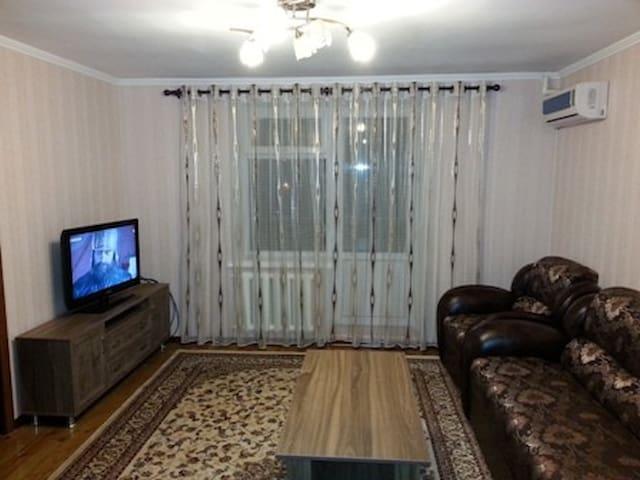 4room apartment for rent in Bishkek - Bishkek - Appartement
