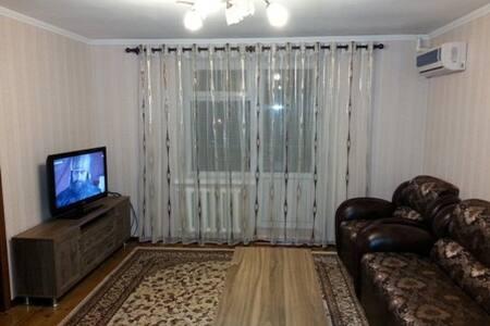 4room apartment for rent in Bishkek - Bishkek - Apartamento