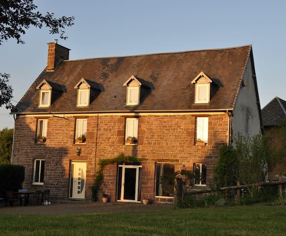 La Grande Chalonnière - Chambre Aigual
