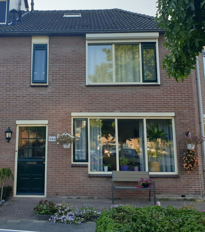 Cozy house in the Groenehart