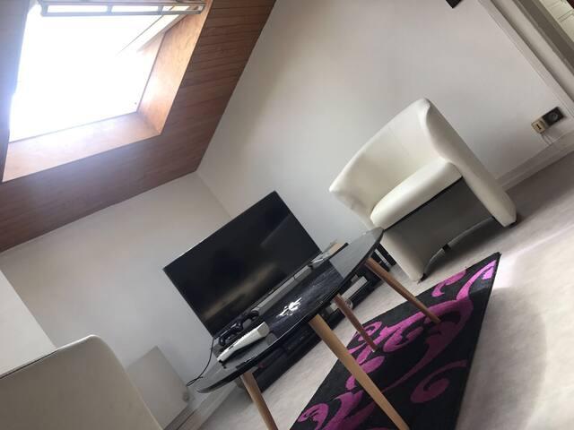 Beau studio à nansouty - Bordeaux - Appartement