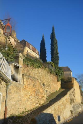 Chemin médiéval