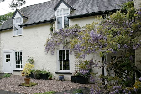 Plas Efenechtyd Cottage B&B, dbl - Efenechtyd - Bed & Breakfast