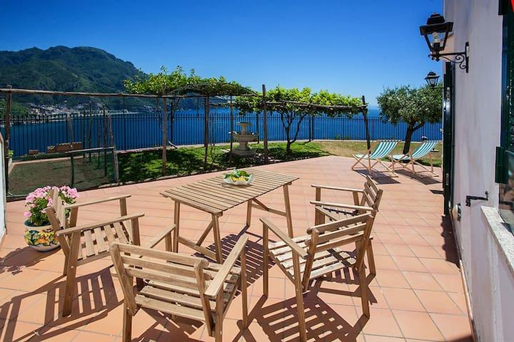 Villa relax, super panoramica - Ravello - Villa