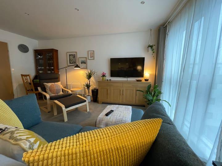 Sky View Epsom 2-bed luxury