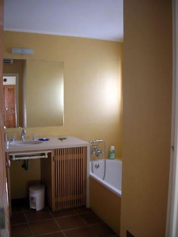 Bathroom of suite nr 1