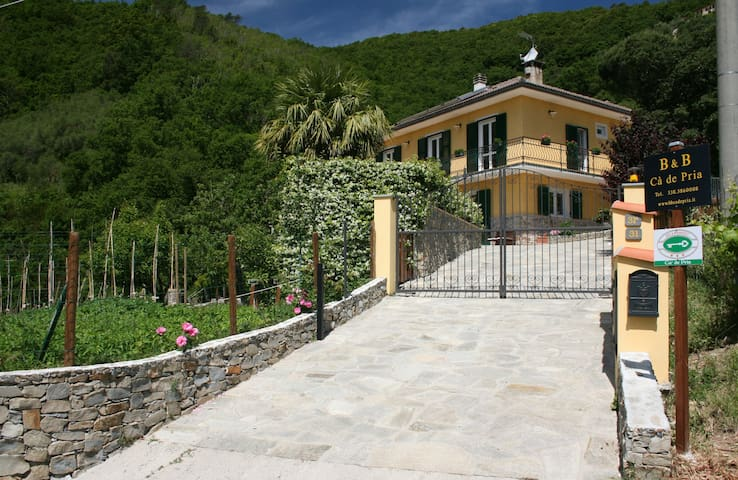 "Bed and Breakfast ""Ca' de Pria"" - Casarza Ligure - Pousada"
