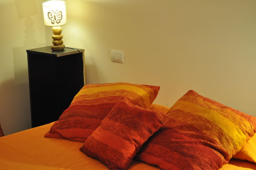 Soft cushions for a relaxing stay ;)