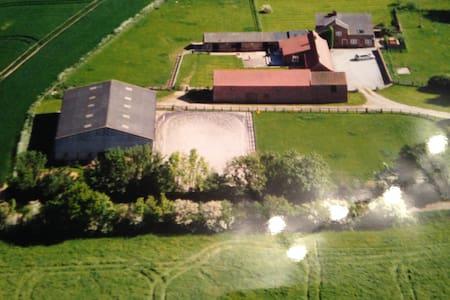 Thoresby Hall Farm - Sykehouse