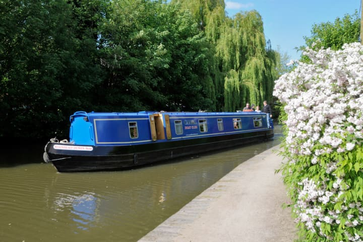 Canal Boat Experience - Market Harborough - Market Harborough - Barco