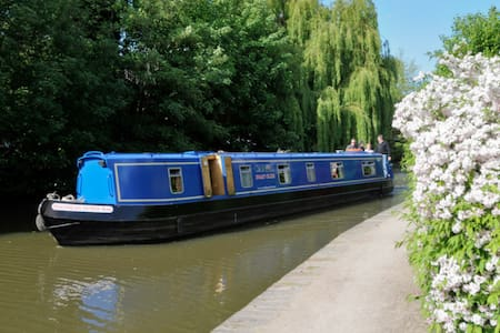 Canal Boat Experience - Market Harborough - Market Harborough