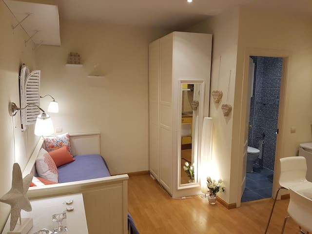 Very cozy apartment in the city center. - Madrid - Wohnung