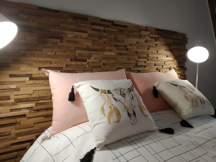 Appartement cosy au cœur de Bayeux