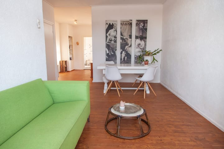 Stylish city apartment