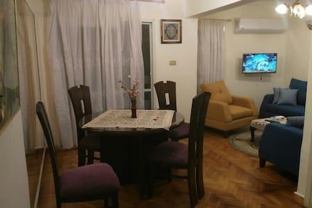 Renewed Furnished Apt. in Smouha, Alexandria
