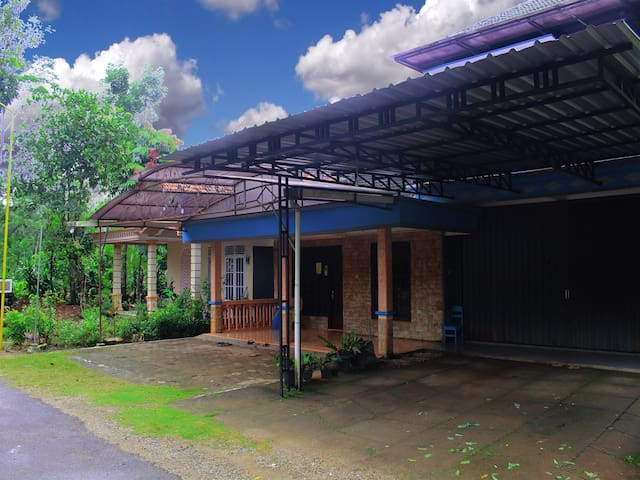 Homestay in the quiet Punung disctrict