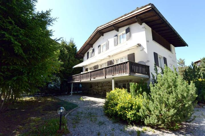 Entire Home for Family Holidays in Lenzerheide