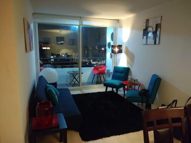 Hermoso departamento en San Miguel, 3 dormitorios