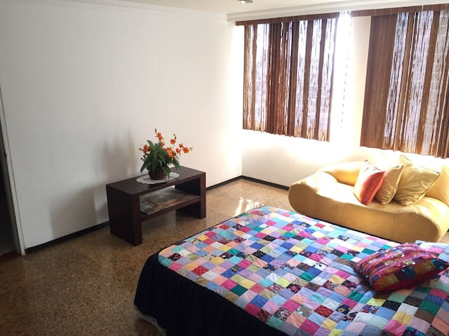 Great Room in the city center of Cali  20th floor - Cali - Apartamento