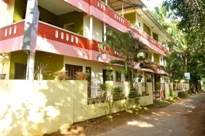 Rooms, Ayurveda,wifi,hot water, beach, restaurant