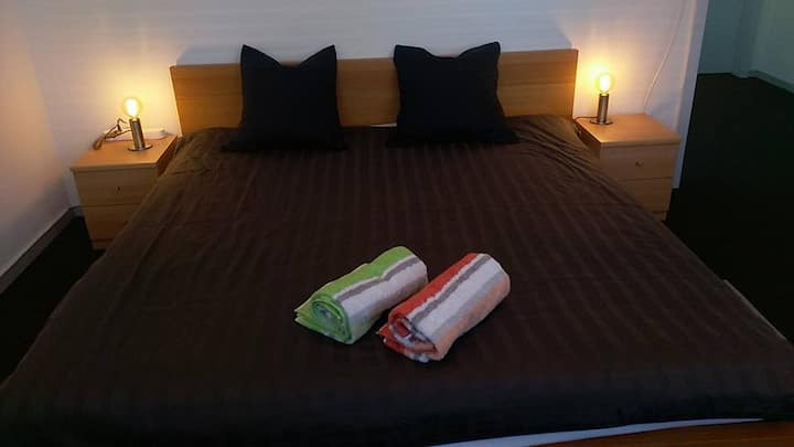 Double-Room for two guests in SwissChinsBnB