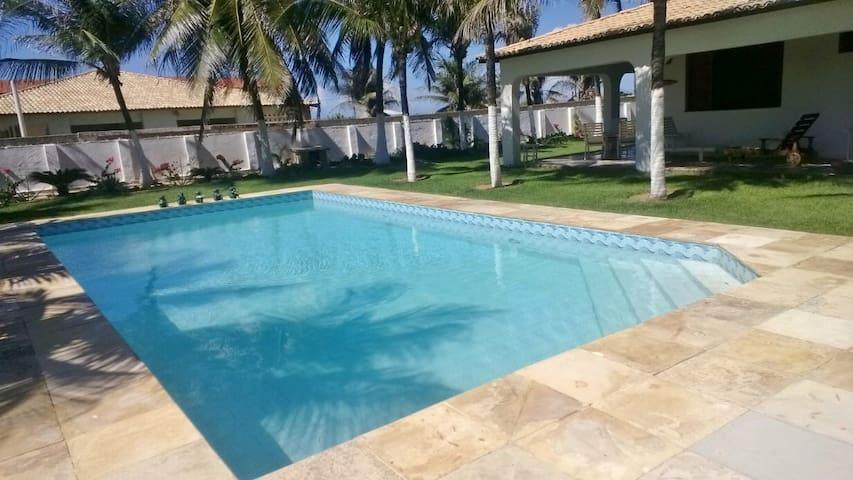 Villa dos Coqueiros - Praia da Caponga - CE