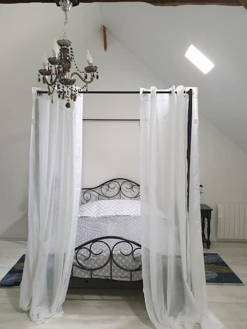 Chambre privée à Molac