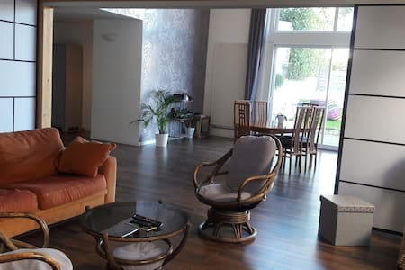 Maison spacieuse au coeur du vignoble nantais - Vallet - Дом