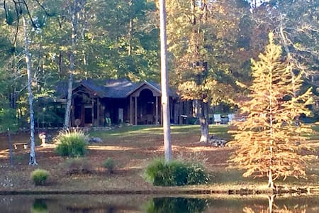 Spacious Pool Cabana on Private Wooded Pond - Hillsborough