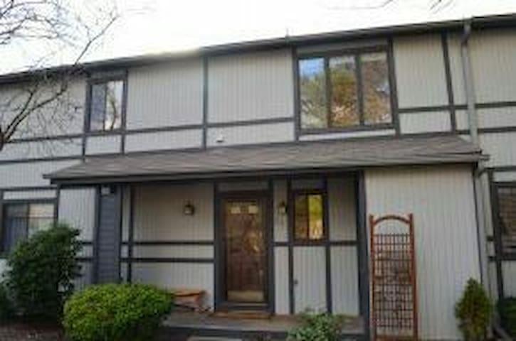 Quaint housing in Bristol, TN - Bristol - Casa adossada