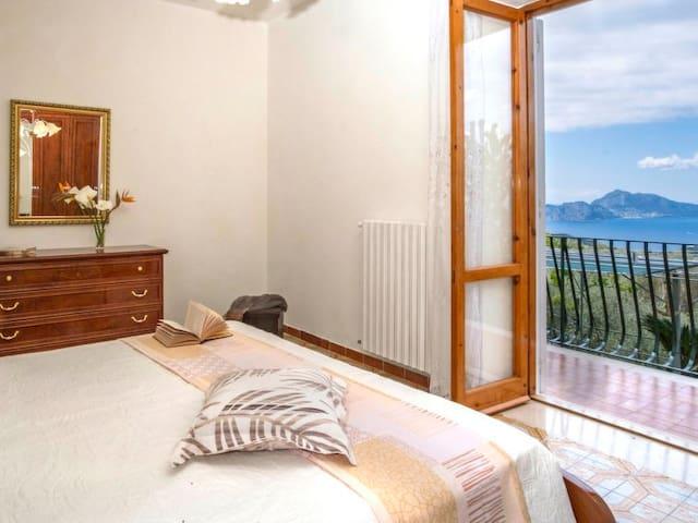 Yellow House Capri View